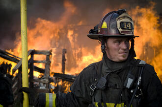 Cancer, obesity, cardiovascular disease are inflammatory fires that are killing firefighters