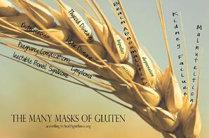 Gluten allergy and sensitivity affects all organ systems We speak gluten-free at Second Nature