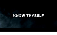Know Thyself SNC - This Photo by Unknown Author is licensed under CC BY