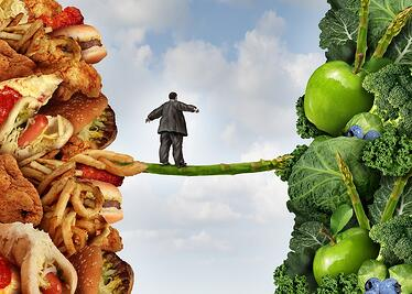 It takes guts to lose your gut. Second Nature Care Weight Loss and Cancer Prevention Programs